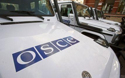 ОБСЕ пожаловались, что боевики ограничивают деятельность наблюдателей на Донбассе