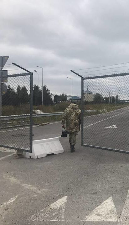 """Саакашвілі має """"план Б"""" потрапляння до України на випадок невдачі в """"Краковці"""""""