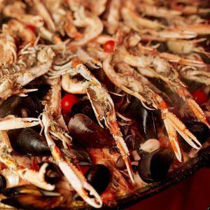 Як приготувати паелью з морепродуктами: рецепт іспанської страви від шеф-кухаря Володимира Болібруха
