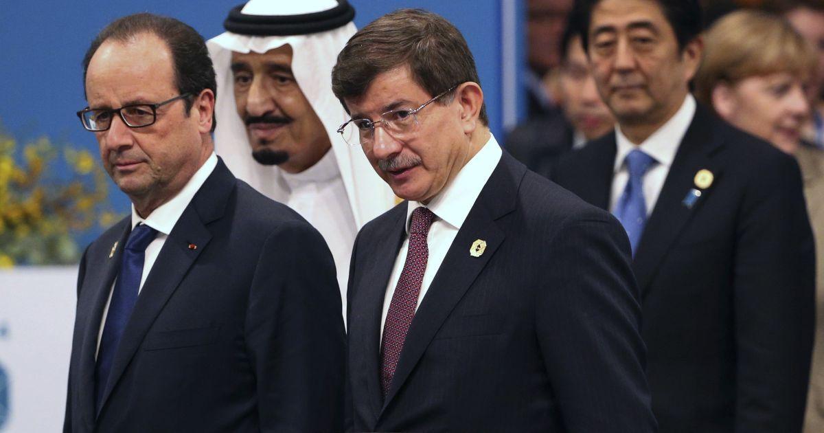 В Австралии продолжается саммит G20 / © Reuters