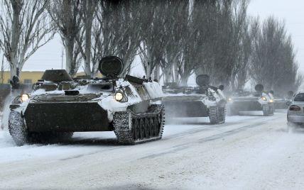 Бойовики готуються до удару під Горлівкою: стягнули дві тисячі найманців і десятки танків