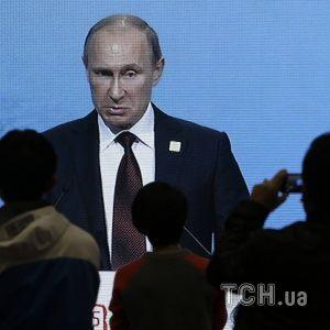 """Путин не выдерживает шквала критики и хочет """"убежать"""" с саммита """"Большой двадцатки"""" - СМИ"""