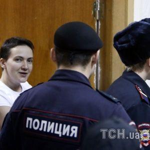 Россия отказалась освободить Савченко до сессии ПАСЕ