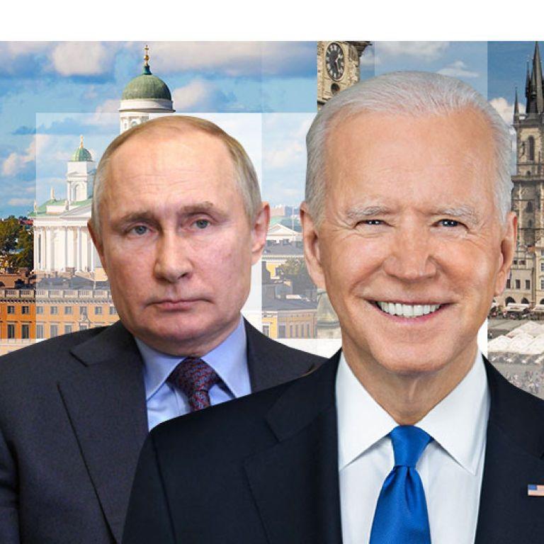 """""""Буду с ним очень прямолинейно говорить"""": Байден рассказал, почему не состоится совместная пресс-конференция с Путиным"""