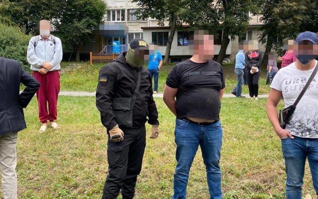 © Служба безпеки України