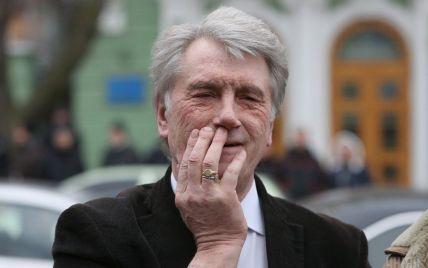 Ющенко розповів про підозру у справі Межигір'я та виклик до ГПУ