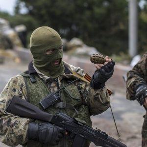 Под Мариуполем активизировались банды боевиков-кавказцев