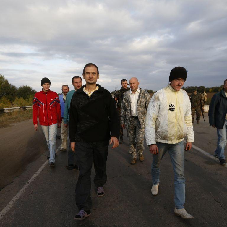 СБУ насчитала почти 3 тысячи пленных и пропавших без вести в зоне АТО