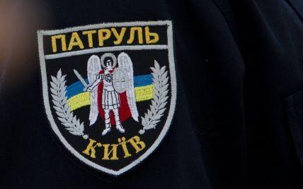 В Киеве патрульные остановили пьяного сотрудника российского консульства