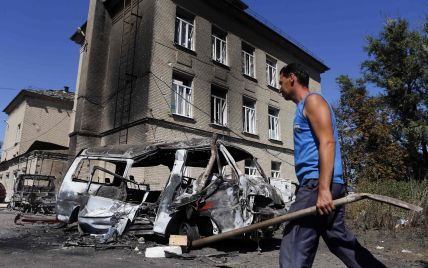 Російські найманці та диверсанти продовжують руйнувати інфраструктуру Донбасу