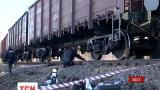 В Одесі підірвали залізничні шляхи перед товарним потягом