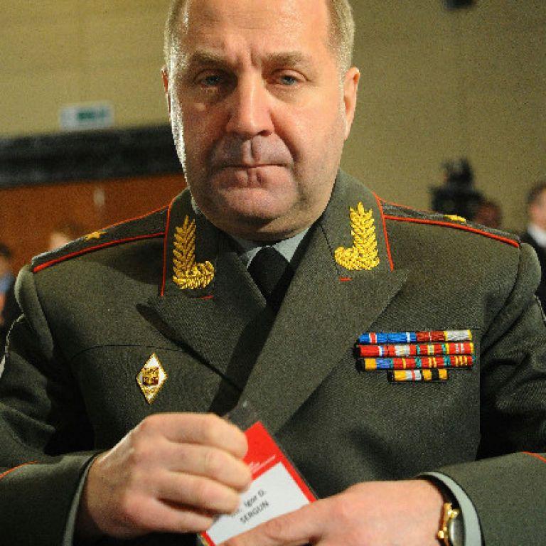 В России скоропостижно скончался главный ГРУшник