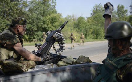 """Батальоны """"Донбасс"""" и """"Азов"""" понесли потери в бою за Иловайск"""