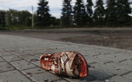 В Донецке артобстрелы унесли жизни 9 человек, 13 получили ранения