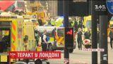 В результате теракта в Великобритании погиб полицейский