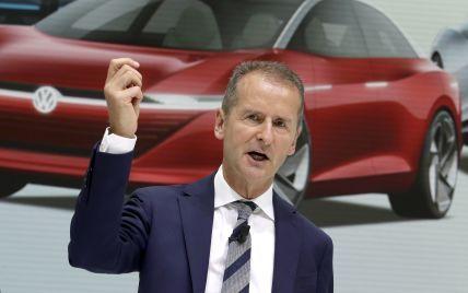 """Volkswagen налаштувався створювати """"розумні"""" електрокари для США і Китаю"""