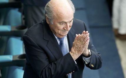 Вновь избранный президент ФИФА объявил о своей отставке