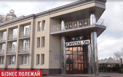 Имуществом любовницы Януковича распоряжаются три уроженки Донбасса. Эксклюзив ТСН