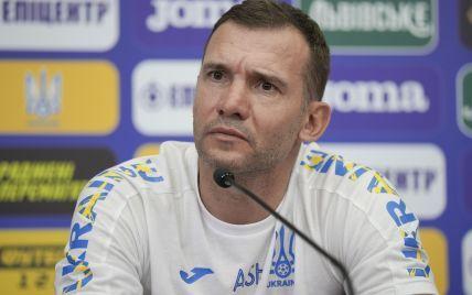 Швеція - Україна: що сказав Шевченко на фінальній пресконференції перед битвою 1/8 фіналу Євро-2020