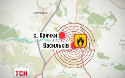 Из-за пожара киевлянам с хроническими заболеваниями рекомендуют ограничить прогулки на воздухе