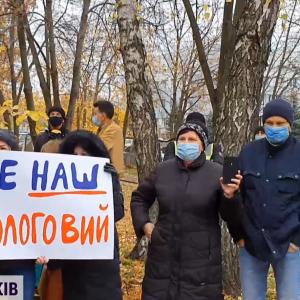 У пологовому будинку Черкас лікуватимуть хворих на коронавірус: медпрацівники протестують