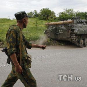 Наблюдателей ОБСЕ на Донетчине захватили в заложники вооруженные боевики