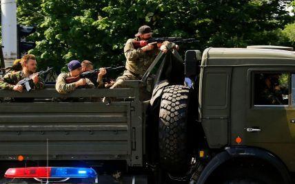 """В штабе АТО выстрелы и взрывы в Славянске назвали """"разборками"""" между боевиками"""