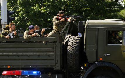 В Славянске боевики обстреляли жилые кварталы и школу