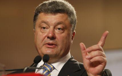 Порошенко собирается вернуть Украине Крым