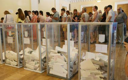 Все, кто попал на избирательный участок до 20:00, будут иметь право проголосовать