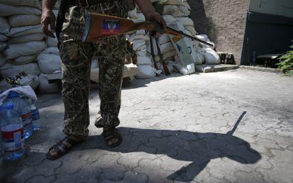 На Харьковщине террористы обстреляли из гранатометов колонну силовиков: есть погибшие и раненые