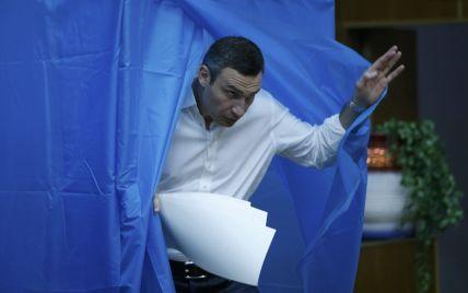 Кличко обходит конкурентов на выборах мэра, а в Киевсовет проходят 8 партий - данные 85% протоколов