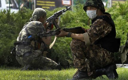 Ночью украинская авиация уничтожила две базы террористов на Луганщине