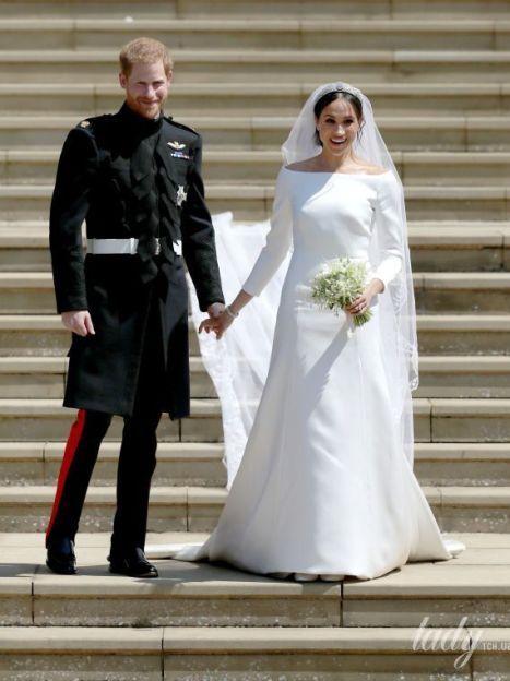 Герцогиня Меган і принц Гаррі / © Getty Images