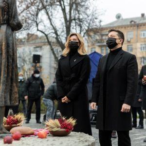 """""""Ми ніколи не зможемо цього пробачити"""": Зеленський ушанував пам'ять жертв голодоморів"""