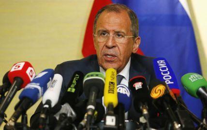 У России нет никаких претензий к Словакии относительно реверса газа в Украину - Лавров