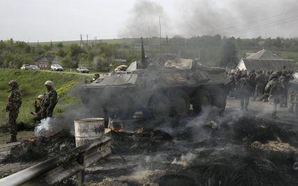 Террористы под Славянском обстреляли два села, чтобы дискредитировать АТО - Минобороны