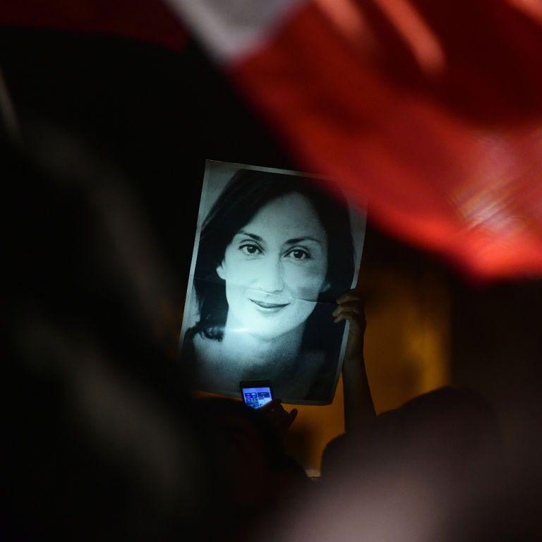 На Мальті вбивцю журналістки засудили до 15 років в'язниці, він видав ще трьох причетних