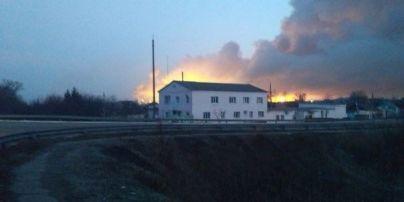 Из-за взрывов на Харьковщине Госпогранслужба усилила охрану восточного участка границы