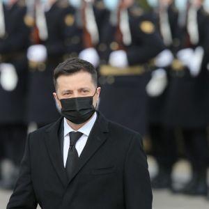 Зеленський з офіційним візитом прибув до Польщі