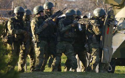 Россия может удвоить количество военных в оккупированном Крыму – Полторак