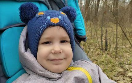 Кирилко ежедневно борется за свое здоровое будущее, но ему нужна поддержка неравнодушных людей