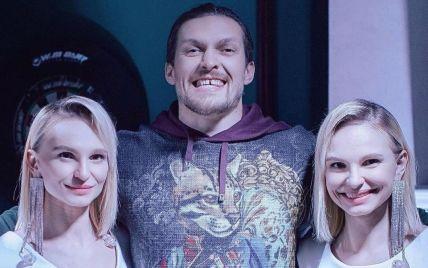 Усик снялся в клипе скандальных крымских исполнительниц: не признавали войну с Россией (видео)