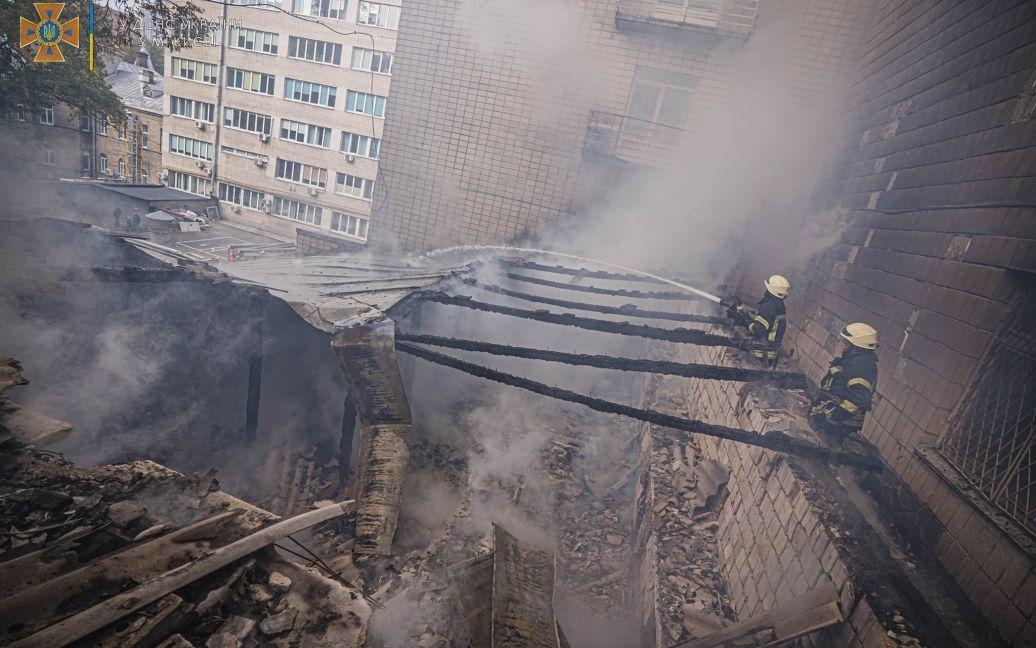 © ГУ ГСЧС в Киеве