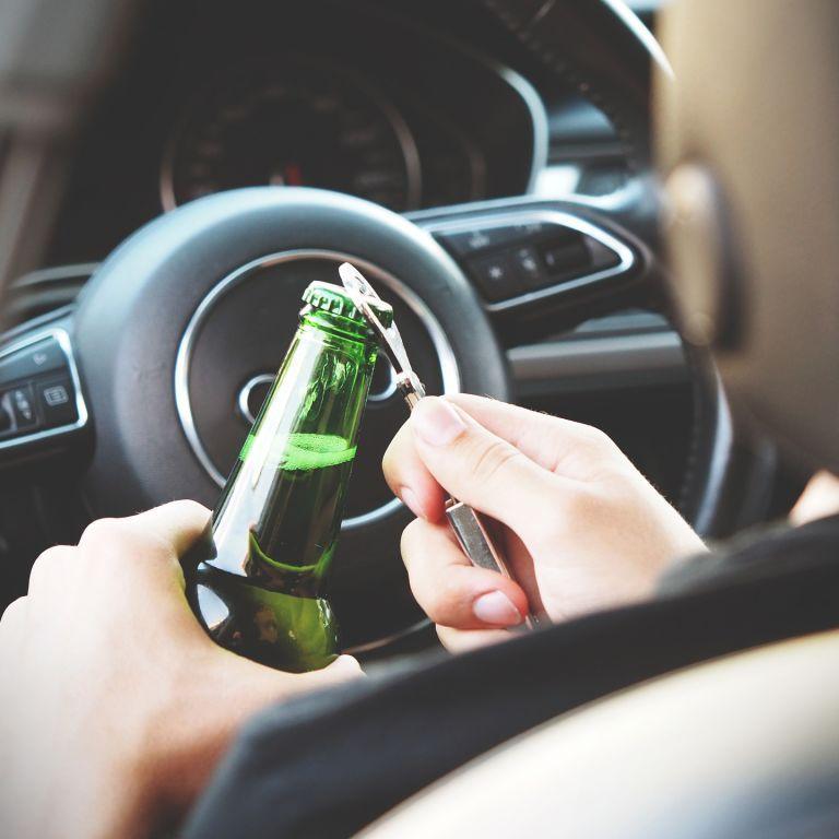 В Украине водителям существенно повысили суммы штрафов в случае вождения в нетрезвом виде