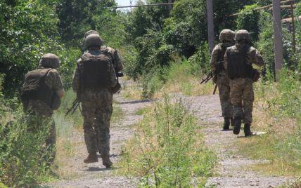 Ситуация на Донбассе. Российские боевики обстреливали украинские позиции из гранатометов