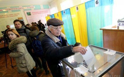 За городских голов пришли проголосовать чуть более 34% украинцев – ЦИК