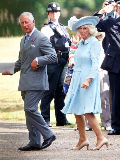 Принц Чарльз и герцогиня Камилла / © Getty Images