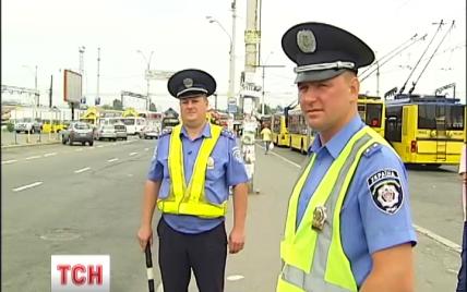 ГАИ в Киеве выявила полтысячи маршруток с нарушениями