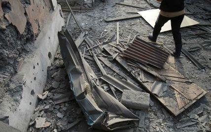 Під Донецьком снаряд бойовиків убив 9-річного хлопчика на очах у батьків